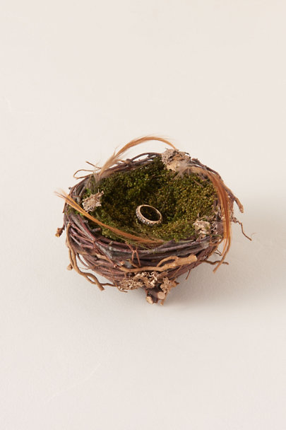 HomArt Brown Small Wrens Nest | BHLDN