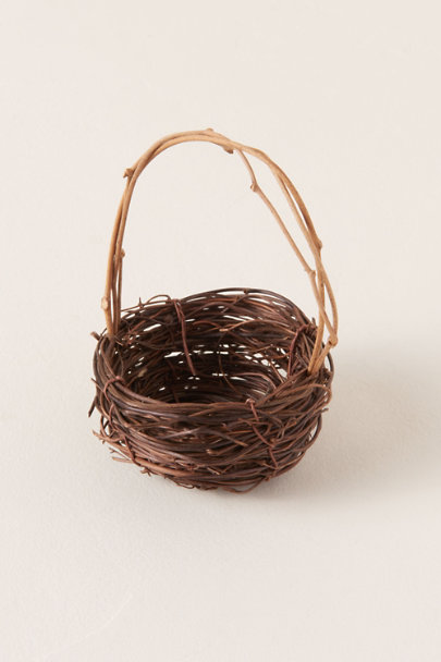 HomArt Brown Nest Basket | BHLDN