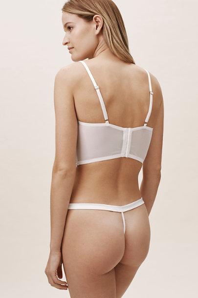 de2657b95c Magnolia Underwire Bra White in Bride