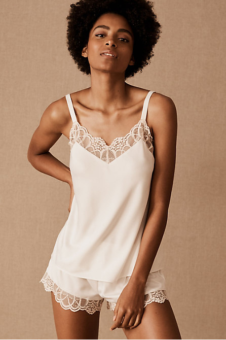 fine quality reputable site professional sale Bridal Lingerie & Wedding Night Lingerie - BHLDN