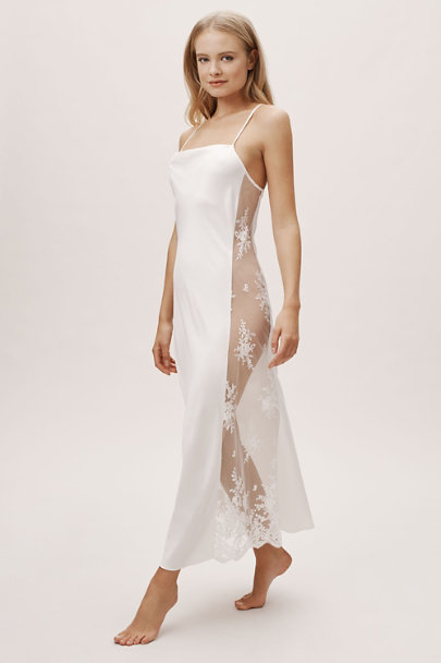 Rya Collection Ivory Darling Nightgown | BHLDN
