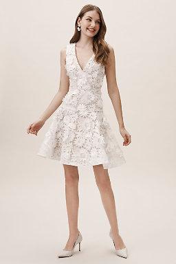 2607ba801980 Little White Dresses & Jumpsuits | BHLDN