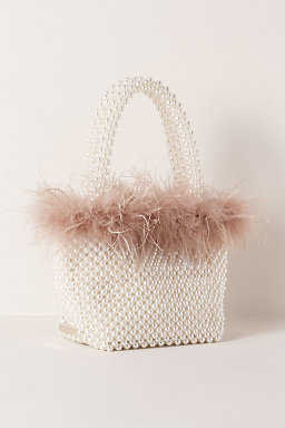 Caila Beaded Bag
