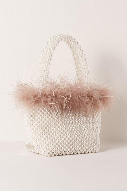 Caila Beaded Bag