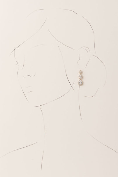 View larger image of Honoria Drop Earrings