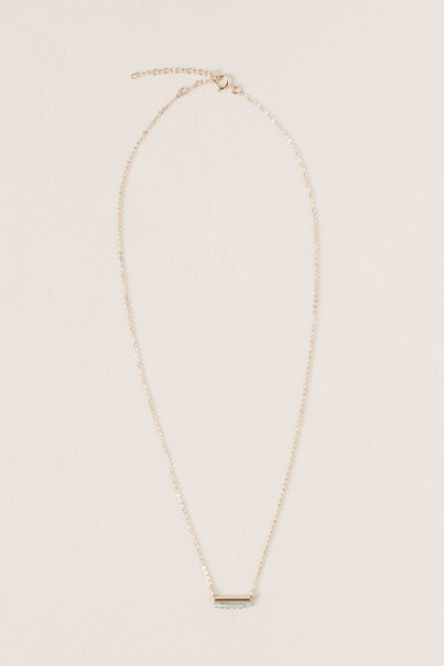 View larger image of Cobie Gold Fill Necklace