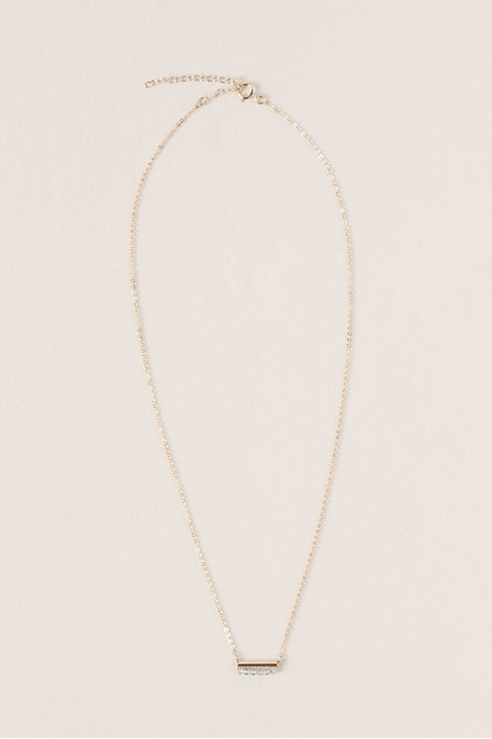 Cobie Gold Fill Necklace