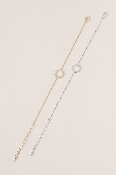 Theia Jewelry Silver Circulo Bracelet | BHLDN