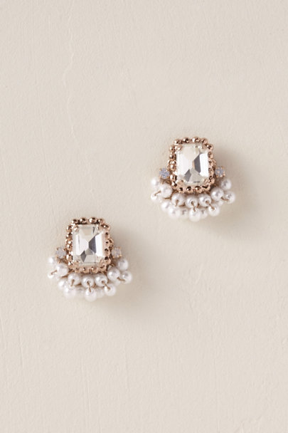 Theia Jewelry Gold Rima Earrings | BHLDN