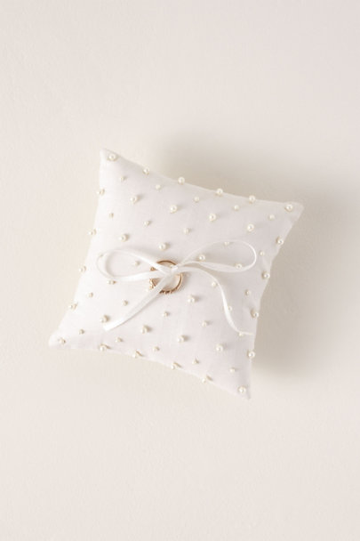 View larger image of Pearl Ring Pillow