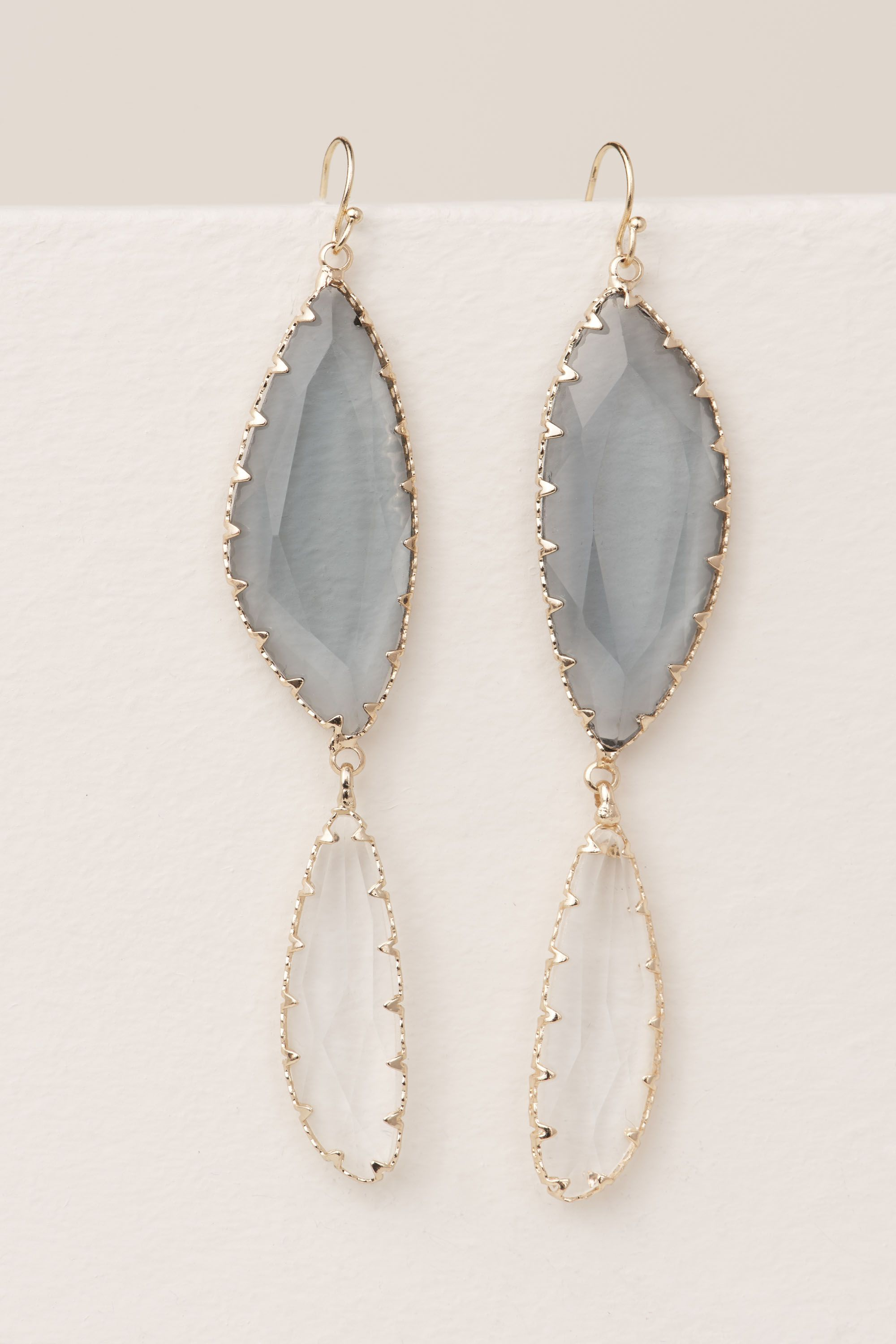 Gold Hermione Earrings | BHLDN