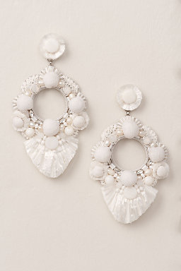 Jesara Raffia Earrings