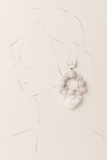 View larger image of Jesara Raffia Earrings