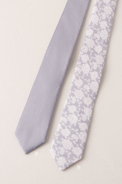 View larger image of Tie Bar Grey Collection