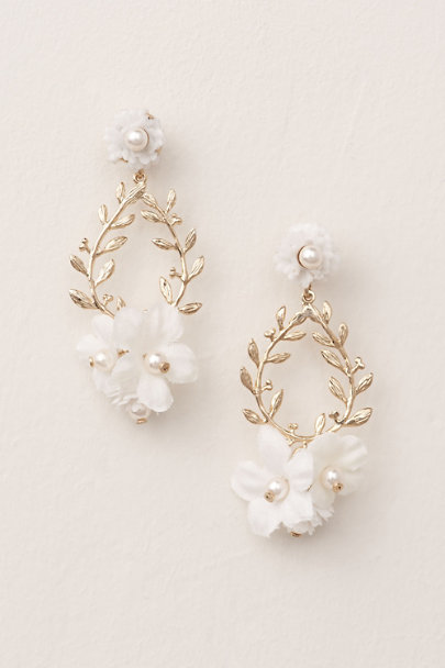 View larger image of First Bloom Drop Earrings