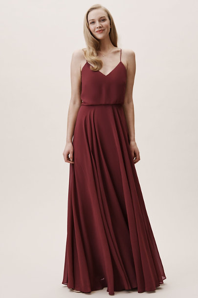b25ca4a48dcc Inesse Dress Hibiscus in Bridesmaids & Bridal Party | BHLDN