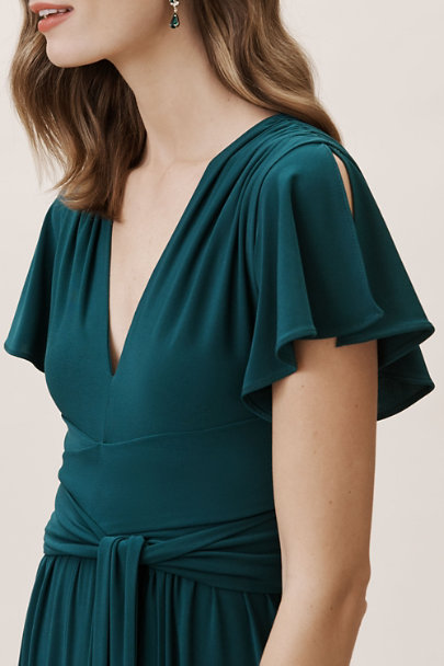 BHLDN Emerald Mendoza Dress | BHLDN