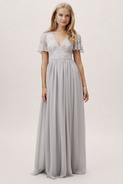 BHLDN Fog Fresna Dress | BHLDN