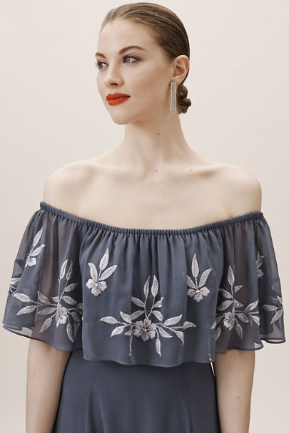 BHLDN Hydrangea Brittany Dress | BHLDN