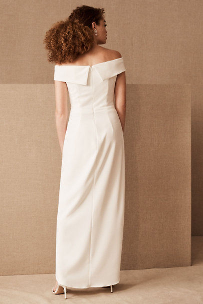 BHLDN Ivory Thompson Dress | BHLDN