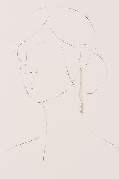 View larger image of Lu Pearl Drop Earrings