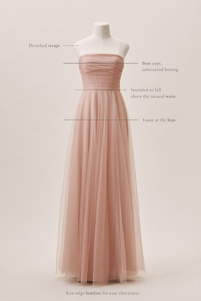 Jenny Yoo Hydrangea Ryder Convertible Dress | BHLDN