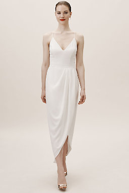 Rehearsal Dress Bridal Bride Wedding