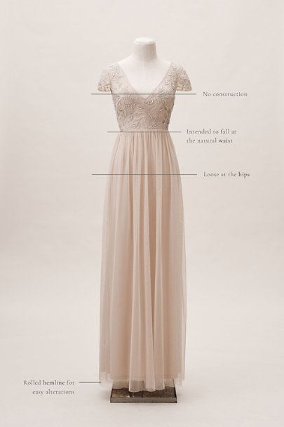 BHLDN Blush Diaz Dress | BHLDN