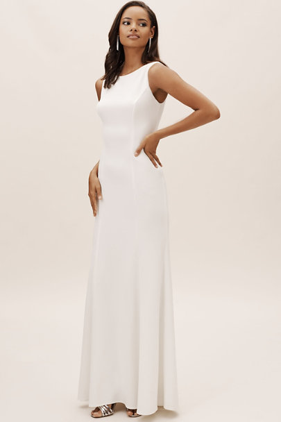 View larger image of BHLDN Misty Dress