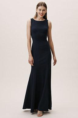ae396e798e8d Navy Blue Bridesmaid Dresses