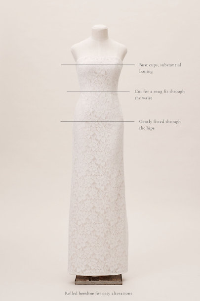 View larger image of Whispers & Echoes Eastcote Gown