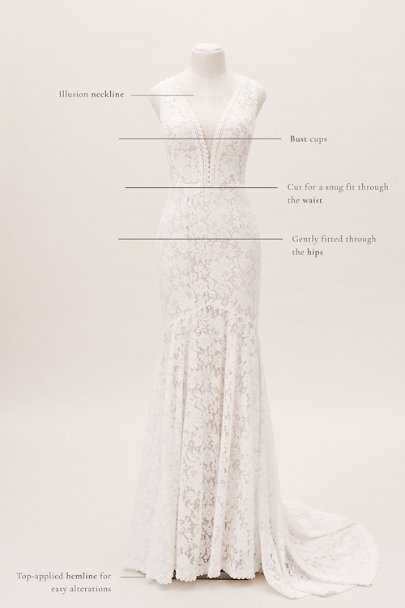 View larger image of Whispers & Echoes Latimer Gown