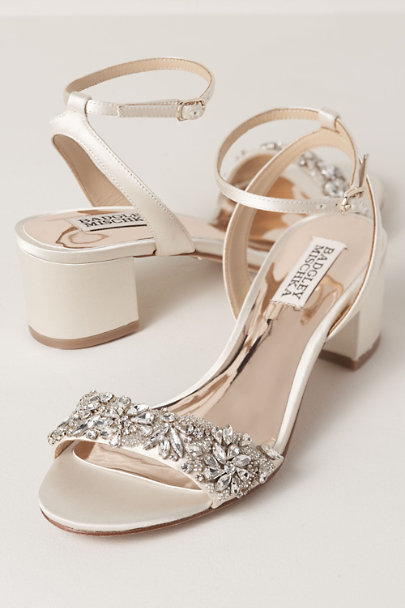 View larger image of Badgley Mischka Ivanna Heels