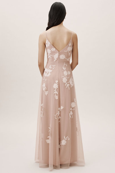 BHLDN Blush Bethany Dress | BHLDN