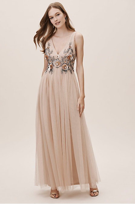 cd243e9e1bf5 Lace & Beaded Bridesmaid Dresses | BHLDN - BHLDN