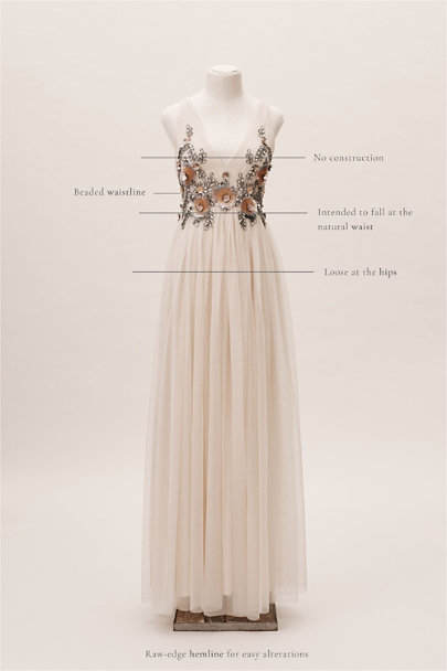 View larger image of BHLDN Isabel Dress