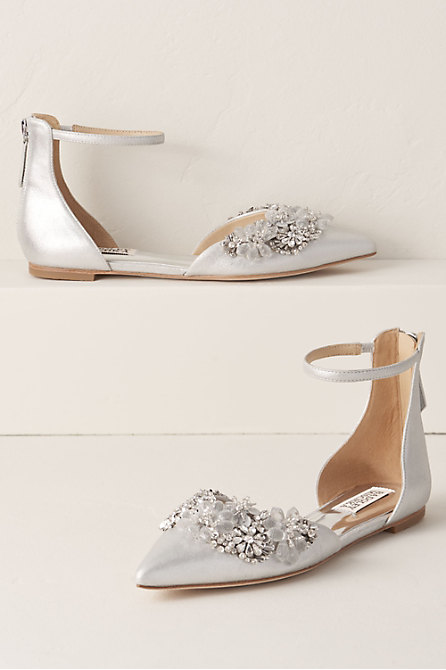 Badgley Mischka Abby II Flats