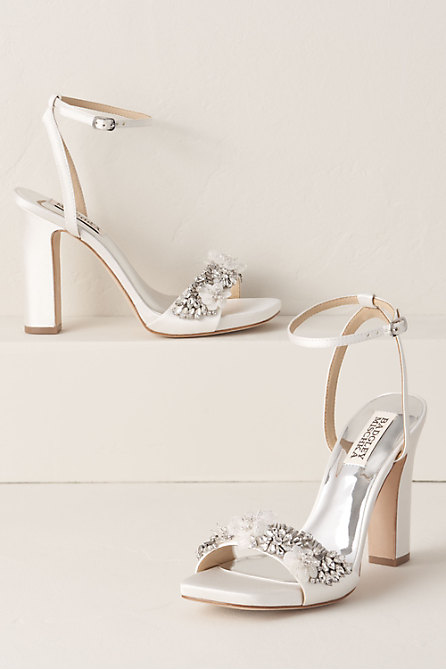 Badgley Mischka Alexa Heels