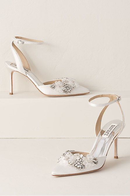 Badgley Mischka Alice Heels