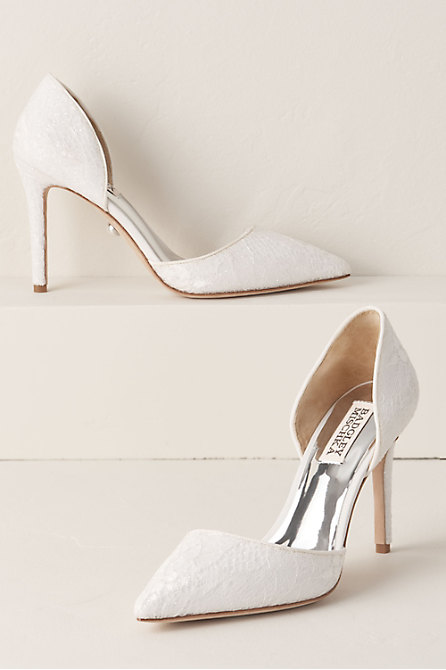 Badgley Mischka Lola Heels