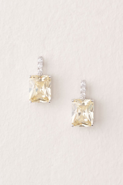 View larger image of Something Yellow Earrings