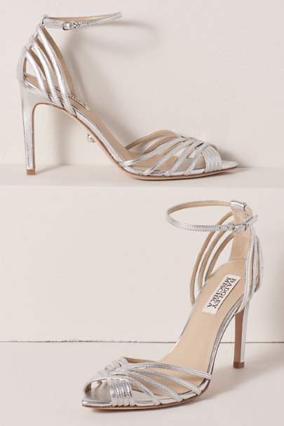 View larger image of Badgley Mischka Andi Heels