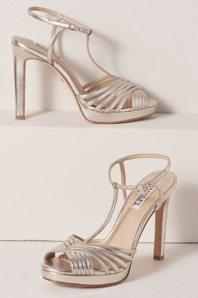 View larger image of Badgley Mischka Angelica Heels