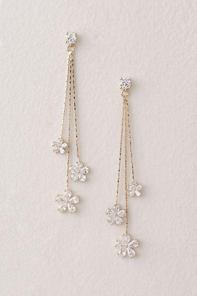 View larger image of Dazzle Daisy Earrings