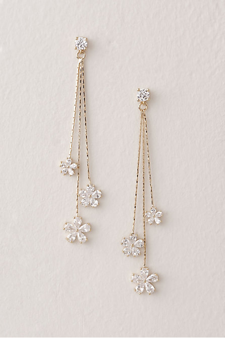 Dazzle Daisy Earrings