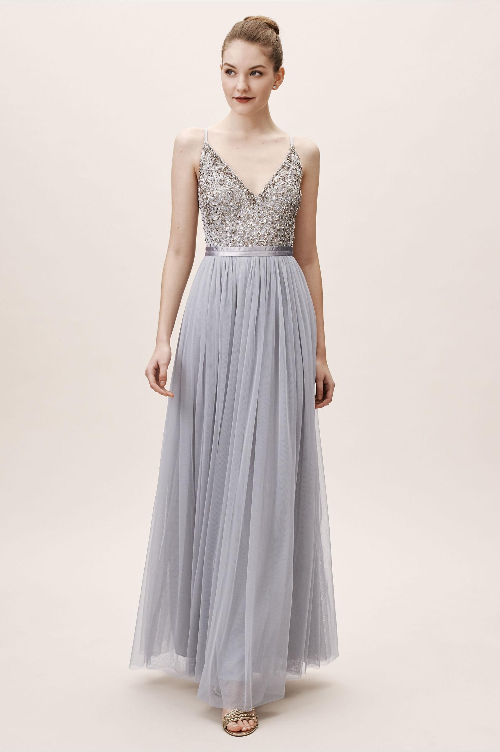 dbb7c96845821 Avery Dress Morning Mist in Bridesmaids & Bridal Party | BHLDN
