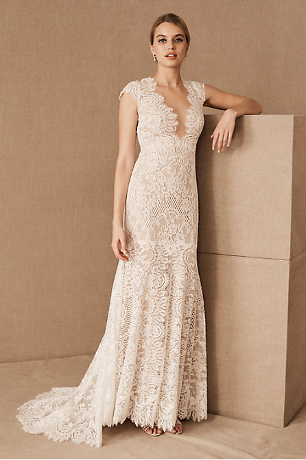 Wtoo by Watters Philomene Gown