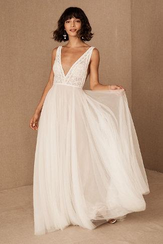 Vintage Inspired Wedding Dresses Bridal Gowns Bhldn