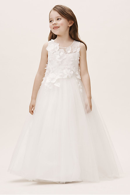 b010e7927b Flower Girl Dresses | BHLDN - BHLDN