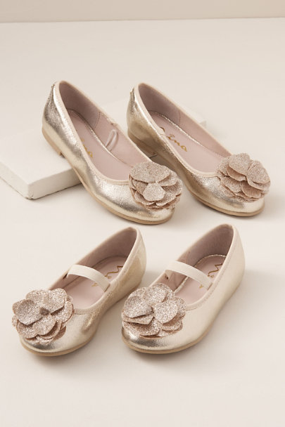 View larger image of Estela Flower Girl Flats